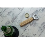 Personalised Engraved Wooden Bottle Opener