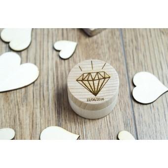 Ring Box - Diamond