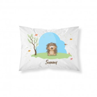 Personalised Cute Animals Pillowcase