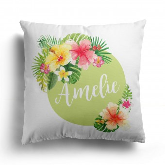 Personalised Initials Cushion Cover