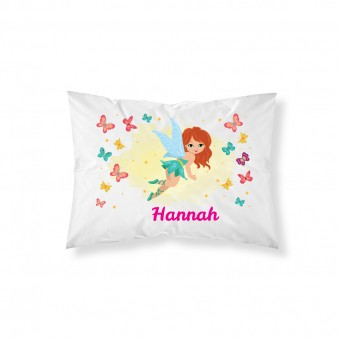 Personalised Fairy Pillowcase