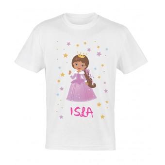 Personalised Princess T-Shirt