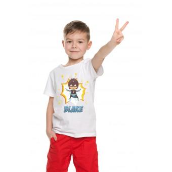 Personalised Superhero T-Shirt