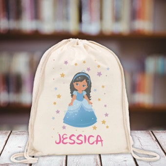 Personalised Kids Gym Bag