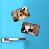 Personalised Photo Fridge Magnet