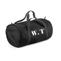 Personalised Gym Barrel Bag