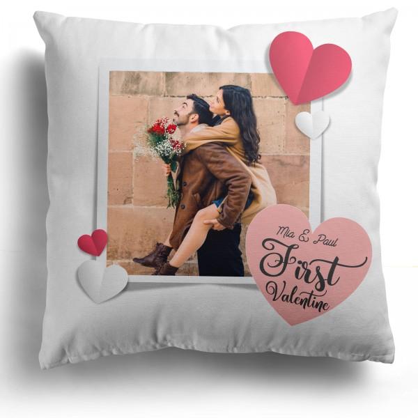 Personalised Photo Cushion Valentines Day PIPV-105