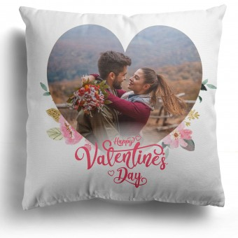 Personalised Photo Cushion Valentines Day PIPV-101