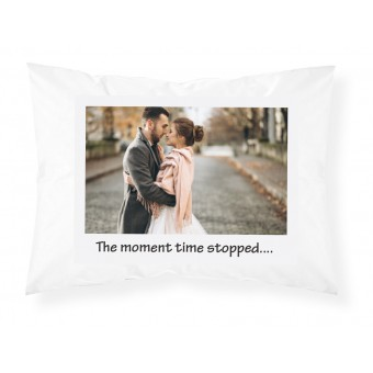 Personalised Photo Collage Pillowcase