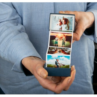 Photo Ring Box with up to 6 Pictures