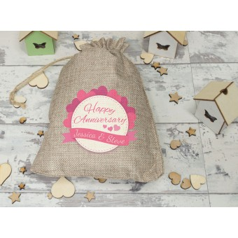 Mini Personalised Sack for Any Occasion