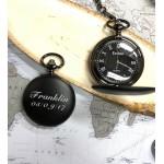 Personalised Pocket Watch