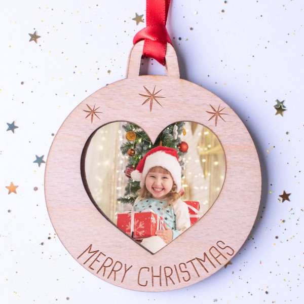 Photo Christmas Ornament #101