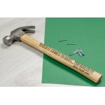 Personalised 8oz Wooden Handled Hammer