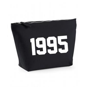 Personalised Canvas Makeup Bag