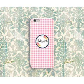 Personalised Shabby Chic Phone Case