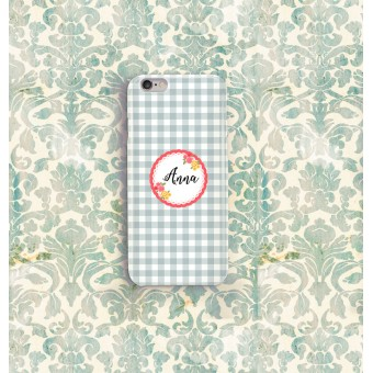 Personalised Shabby Chic Phone Case